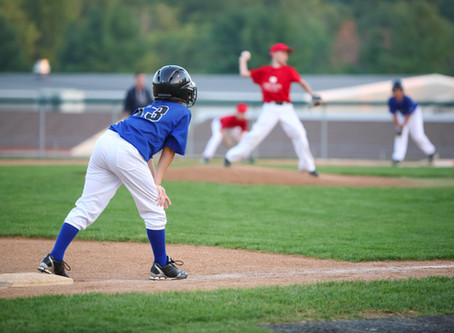 Injuries to Young Baseball Pitchers
