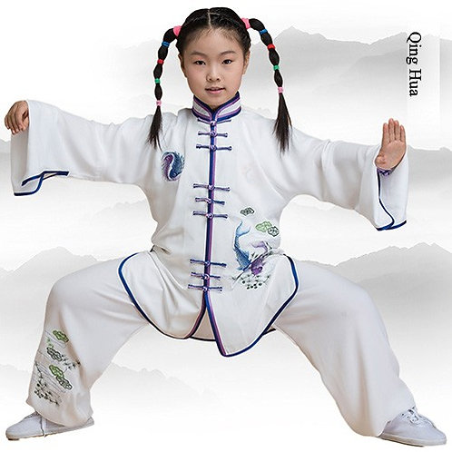 Kung Fu Class (PK3 -1st Grade) September - December