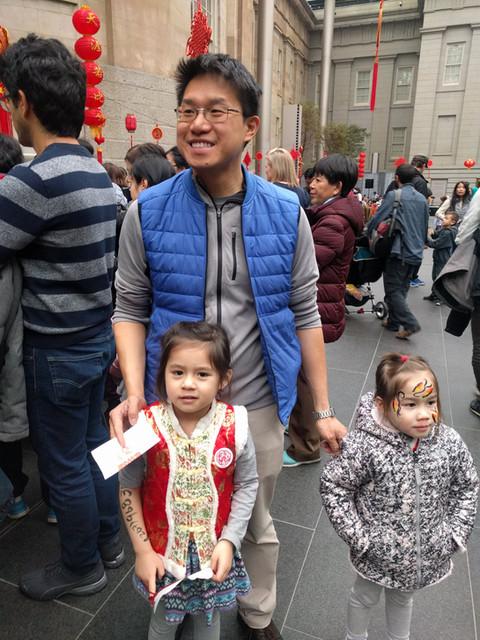 Chinese New Year Community Trip