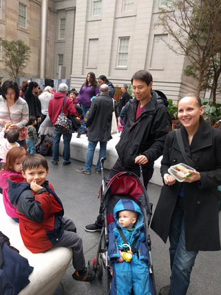 Chinese New Year Field Trip