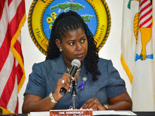 Sen. DeGazon demands that WICO begins making payments to VI Government