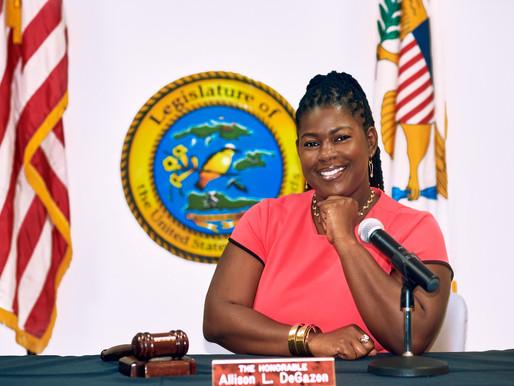 Sen. Allison DeGazon clarifies intentions of Horse Bill and impacts on economy