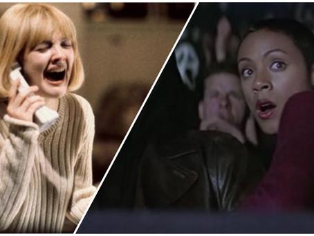 Halloween Hangover: Let's talk Scream 1 & 2