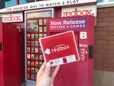 The Last Redbox? A Brief History of the Company and its Potential to Survive.