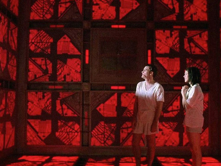 Don't Sleep!... on 1997's Cube.