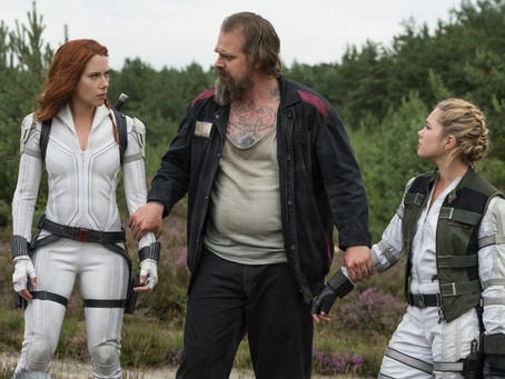 Home is Where the Hurt Is: Black Widow is Marvel's First Literal Family Film.