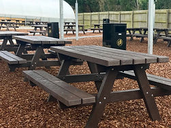 Bromham Backless Bench