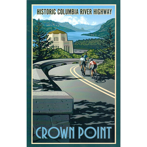 Crown point Bikers - 2 sizes
