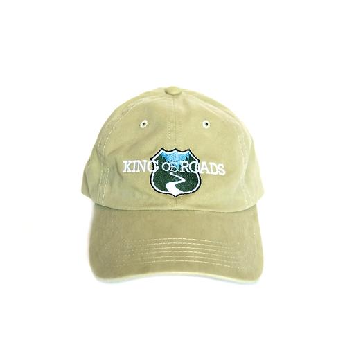 King of Roads Cap, low profile - 3 Options