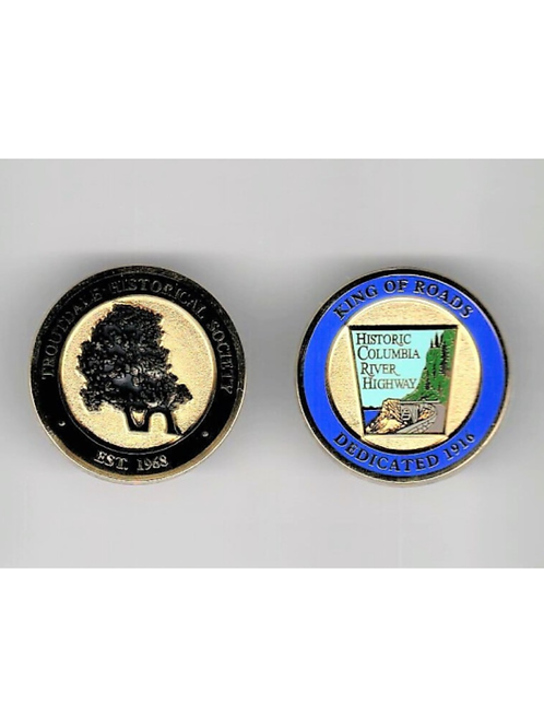 2020 Challenge Coin - Collectors item