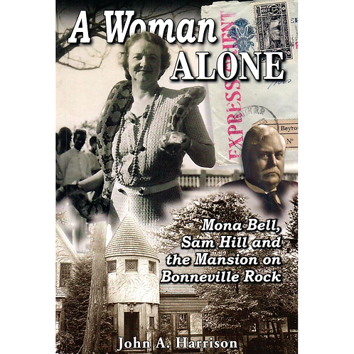 A Woman Alone-Mona Bell