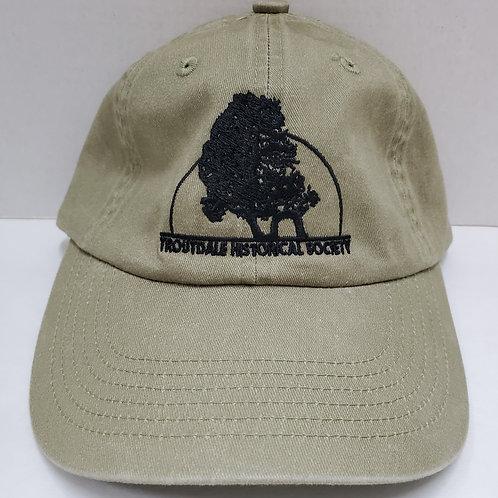 THS Ball Cap - Khaki