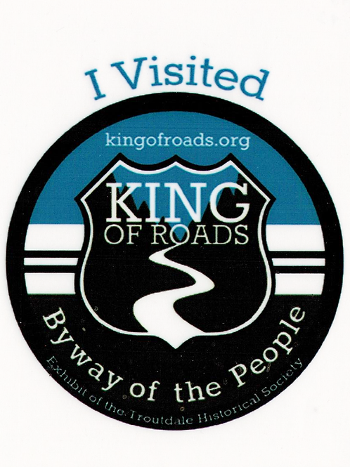 I Visited King of Road