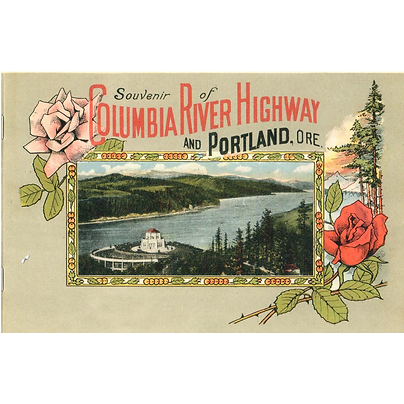 Souvenir of the Columbia River Highway