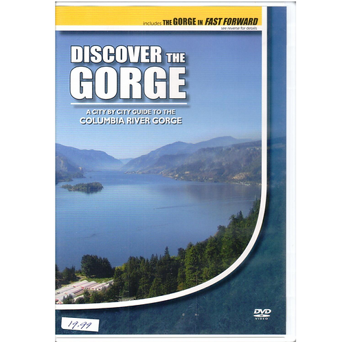 Discover the Gorge: A City by City Guide to the Columbia River Gorge.