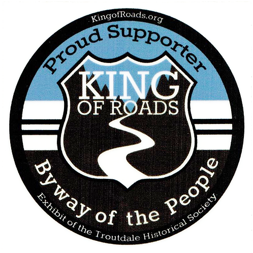 Proud Supporter of King of Roads