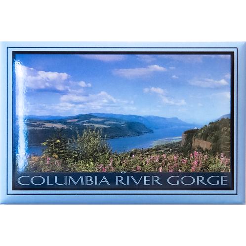 Columbia River Gorge Scenic View
