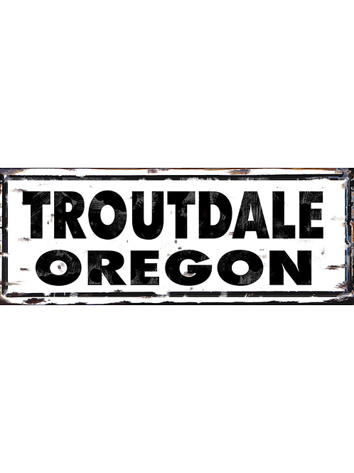 Troutdale Oregon