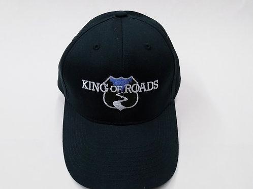 King of Roads Cap, mid profile - 3 options