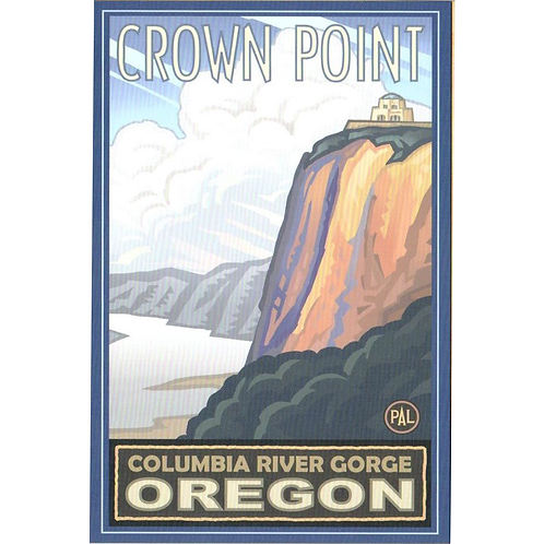 Crown Point- 2 sizes