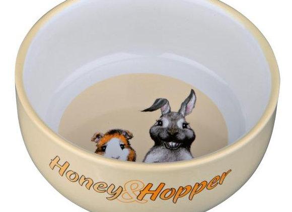 Миска керамическая Honey Hopper