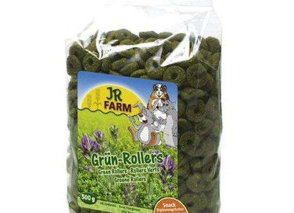 Лакомства JR Farm зеленые колечки