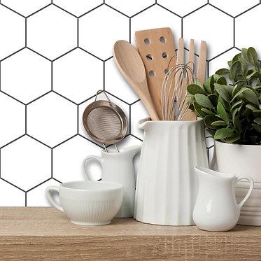 Mosaico Blanco - DB10