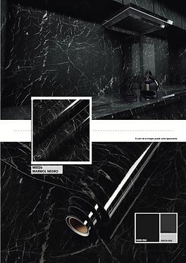 Marmol Negro - M0026