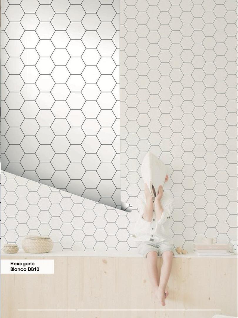 DB10- Mosaico Blanco