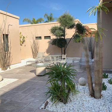 Courtyard Remodel