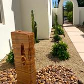 DesertScape Fountain