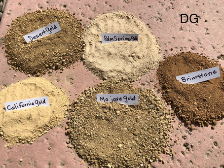 How to Use Decomposed Gravel and River Rock as Groundcover in Your Desert Landscape Design