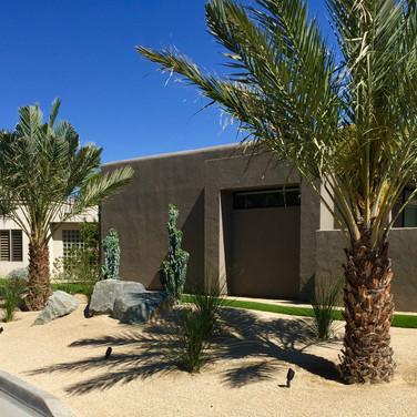 Palm Desert Desertscape Remodel