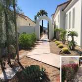 DesertScape Sideyard Remodel