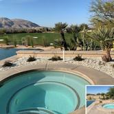 Modern Desert Hot Tub