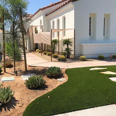 La Quinta Frontyard Remodel