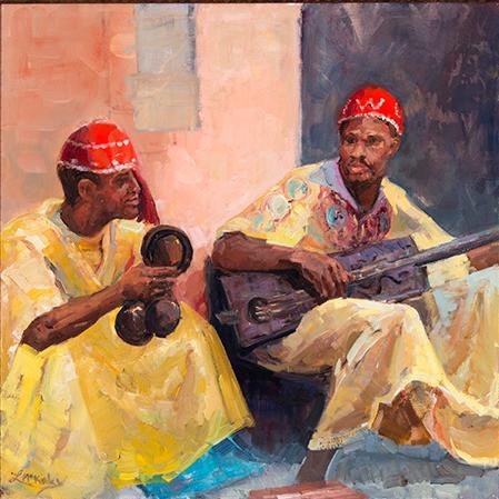 Music in the Medina
