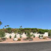 Panoramic Desertscape View