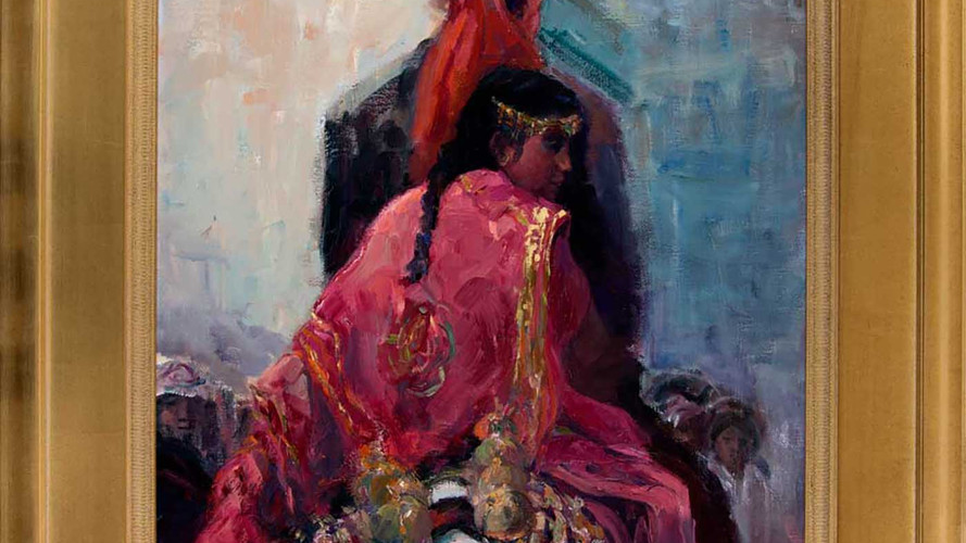 Rajastan Bride