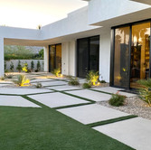 Modern Desert Patio