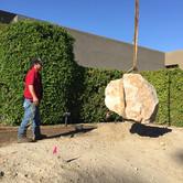 Placing Boulders