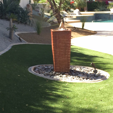 Indian Wells Backyard Redesign