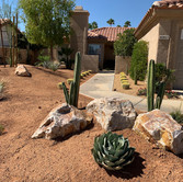 Desert Front Yard Remodel