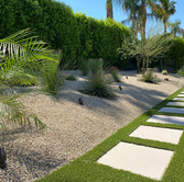 Pavers and Artificial Turf