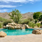 Pool and Boulders