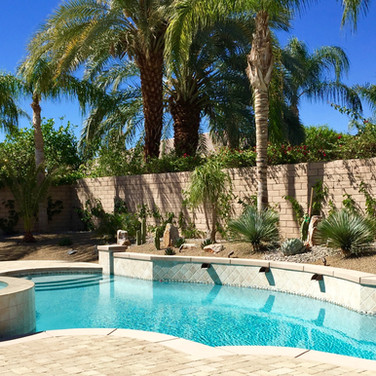 Rancho Mirage Desert Pool