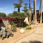 Indian Wells Desert Entryway