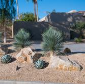 Entryway Desertscape