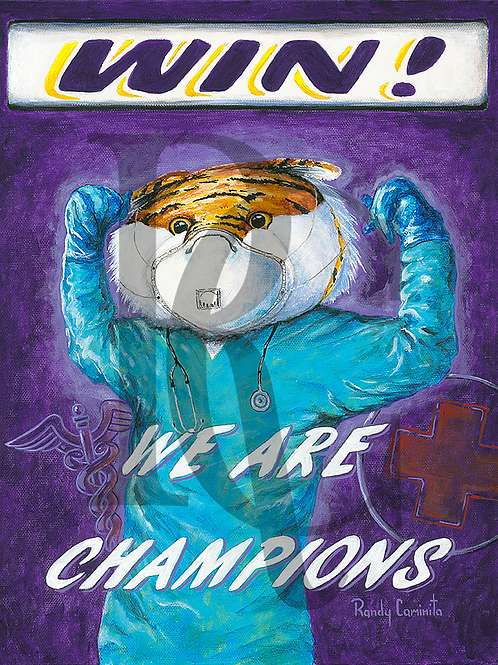 """""""We Are Champions"""""""