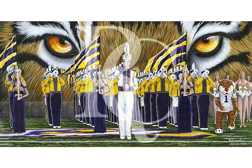 """""""The Golden Band From Tigerland"""""""